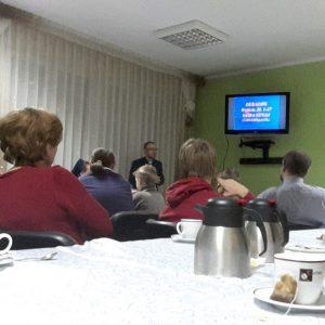Wykład Ks. Marcina Chrostowskiego