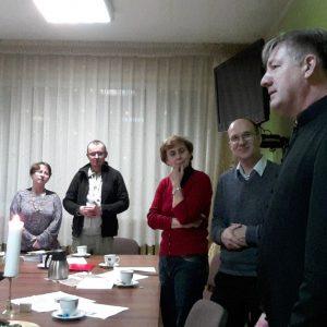 Spotkanie rejonowe Domowego Kościoła